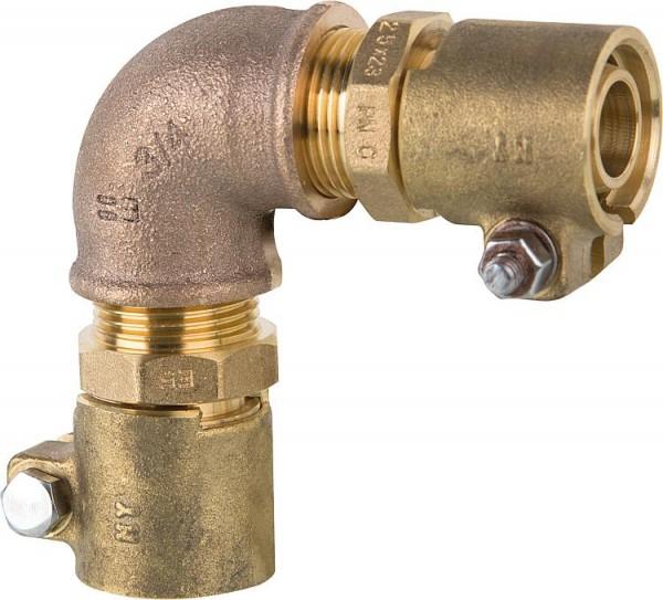 Winkel PE-X Microflex Wasser DN 50 (2) 63mm 10 bar