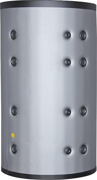 Pufferspeicher PFS 300 mit einem Wärmetauscher Inhalt 289 Liter