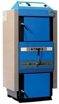 ATMOS Kohlevergaserkessel KC 35 S