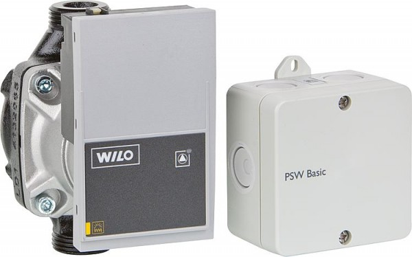 Pumpensignalwandler Resol PSW Basic-Set, Wilo Yonos Para ST 15/7.0-PWM