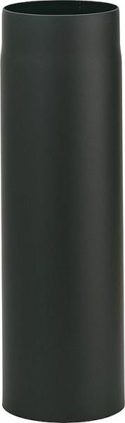 lackiertes Rauchrohr DN150, Länge = 500mm, gussgrau