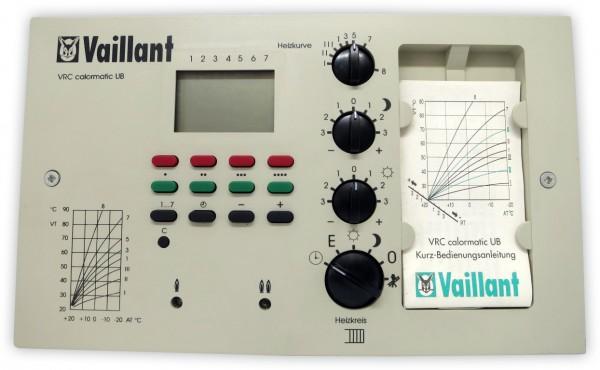 Vaillant VRC Calormatic UB